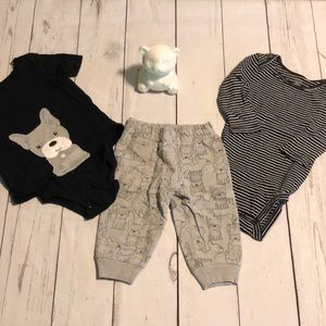 Just one you by carters baby boy matching set